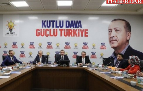 Ak Parti yeni İstanbul ilçe başkanları açıklandı