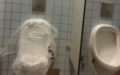 Almanlar 2 aydır WC tamiratını yapamadı?