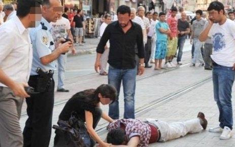 Antalya'da filmleri aratmayan operasyon