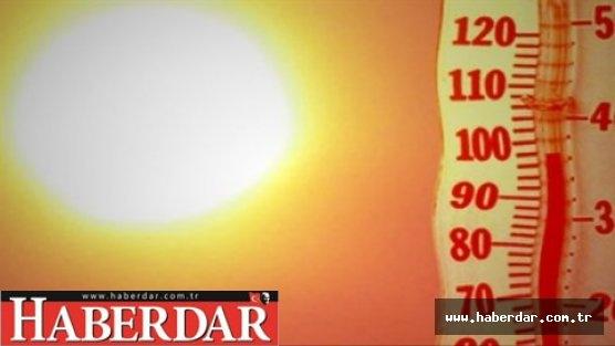 Aşırı sıcaklar Türkiye'yi kavuracak