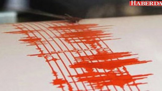 Balıkesir'de korkutan deprem