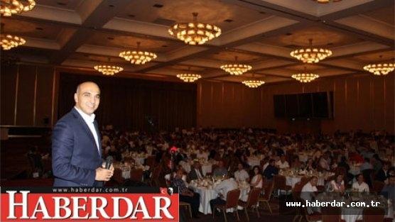 Başkan Kerimoğlu personeliyle iftar yaptı