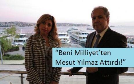 """""""Beni Milliyet'ten Mesut Yılmaz Attırdı!"""""""