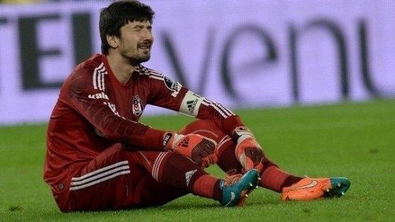 Beşiktaş'ta Tolga şoku