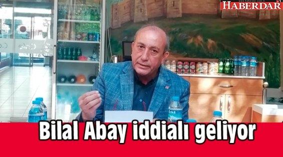 Bilal Abay CHP Büyükçekmece İlçe Başkanlığı'na aday