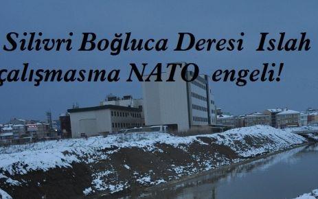 Boğluca ıslahına NATO engeli !
