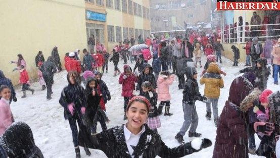 Bugün bu 6 şehirde okullar tatil