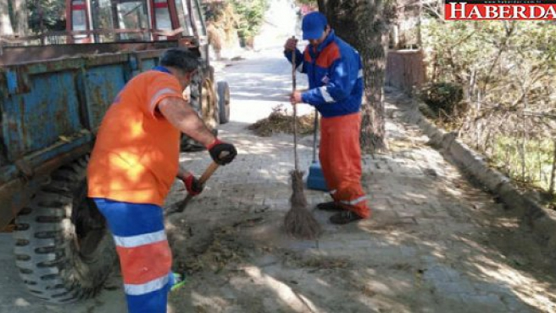 Çatalca'da temizlik seferberliği