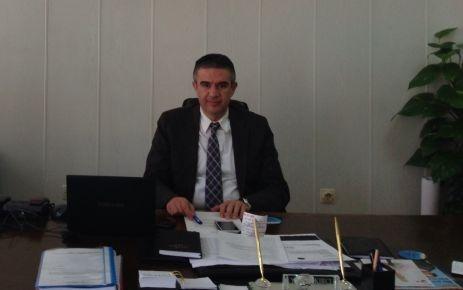 Çatalca'ya yeni ilçe müdürü