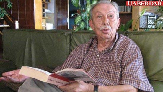 Gazeteci yazar Çetin Altan hayatını kaybetti