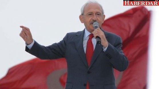 CHP lideri: Suçüstü haliyle karşı karşıyayız