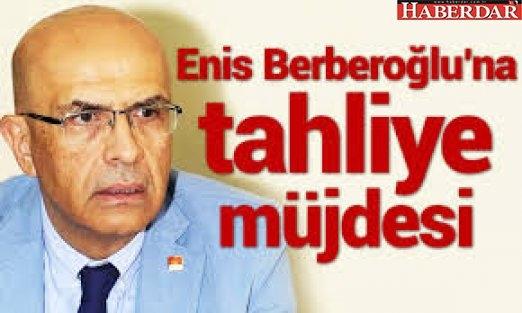 CHP'li Berberoğlu'na tahliye kararı!