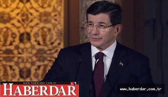 Davutoğlu'ndan 'erken seçim' açıklaması