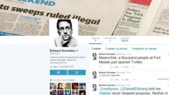 Edward Snowden dünya gündeminde