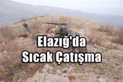 Elazığ'da Sıcak Çatışma