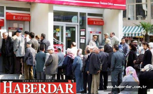Emekli Maaşları, Arife Gününe Kadar Ödenecek