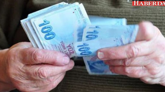 Emeklilerin fark ücretleri bugün yatıyor!
