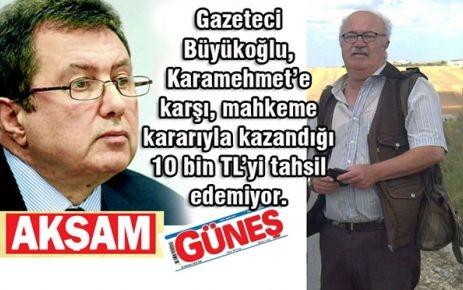 Emektar gazetecinin isyanı!