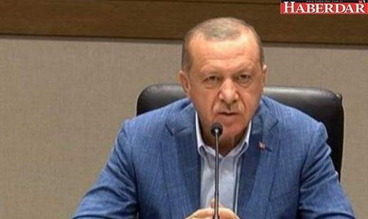 Erdoğan'dan İmamoğlu - Yıldırım ortak yayını açıklaması