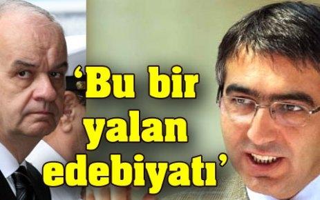 Erkan Mumcu'dan iddialara yanıt
