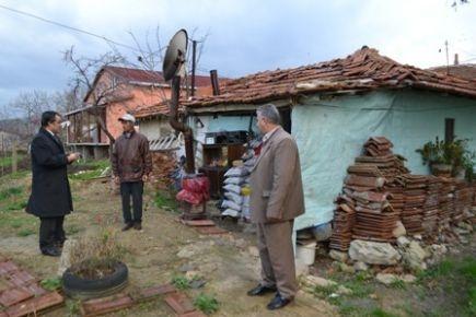 Gönderilen Mesajla Köy Yollarına Düştü
