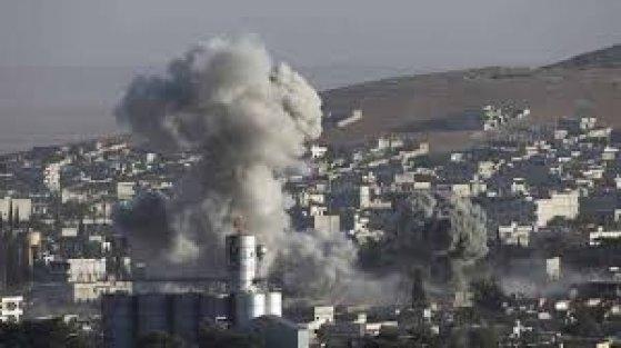 IŞİD'e Ağır Darbe 797 Militan Öldü