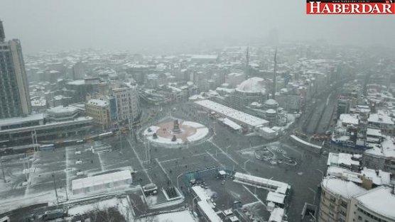 İstanbul'da kar ne zaman dinecek