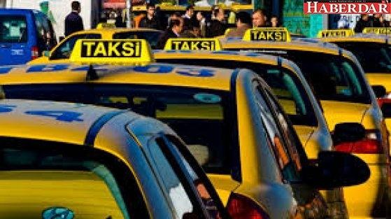 İstanbul'da taksiciler için flaş karar