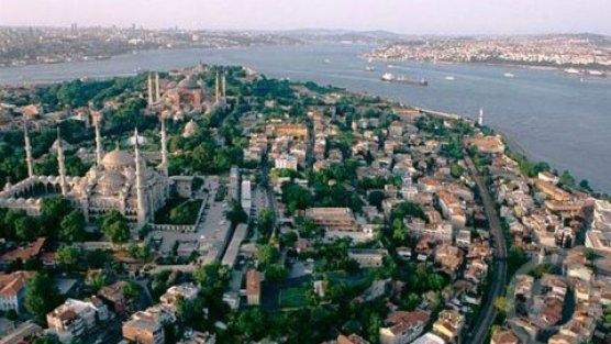 İstanbul dünya 5'incisi
