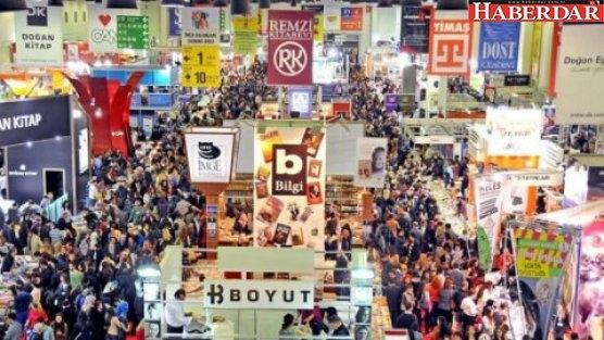 İstanbul Kitap Fuarı 7 Kasım'da başlıyor