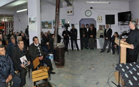 Kalfaköy'ün imar planları anlatıldı
