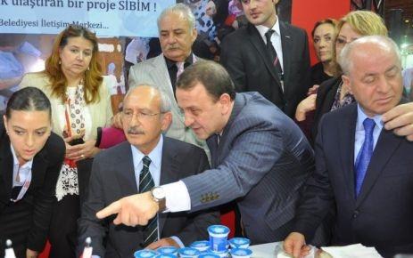 KILIÇDAROĞLU IŞIKLAR'I TEBRİK ETTİ