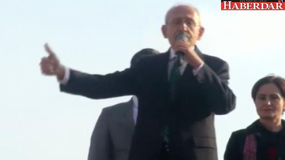 Kılıçdaroğlu'ndan Avcılar'da Handan Toprak eleştirisi