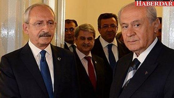 Kılıçdaroğlu ve Bahçeli'nin kritik görüşmesi bugün