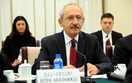 Kılıçdaroğlu'ndan Aygün'e uyarı
