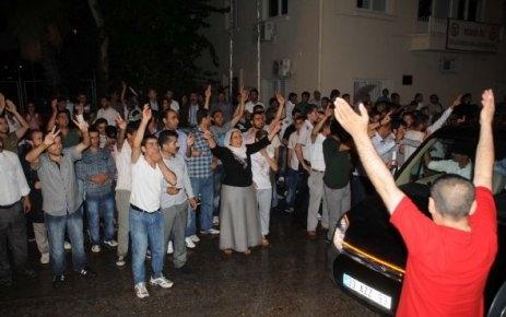 Mersin'de Kürkçü gerginliği