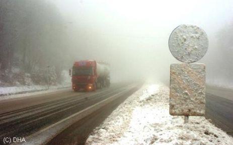 Meteoroloji'den Kar ve Yağış Uyarısı