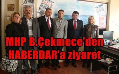 MHP B.Çekmece'de iktidar olacak!