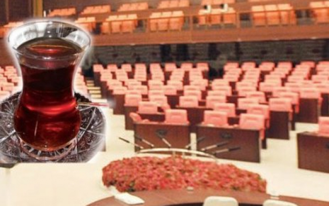 Milletvekilinin 'sınırsız çay'ına zam geldi ayda 40 liraya çıktı