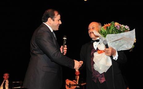 Mustafa Sağyaşar'dan unutulmaz gece