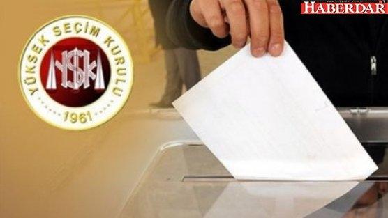 Nerede oy kullanacağım? 2017 YSK sandık sorgulama