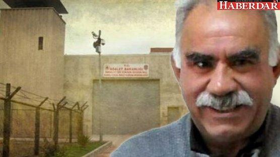 Öcalan'dan, avukatlarına mektup!