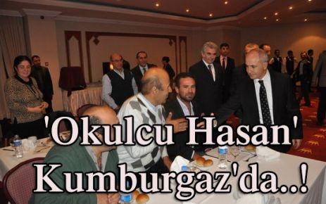 'Okulcu Hasan' Kumburgaz'da..!