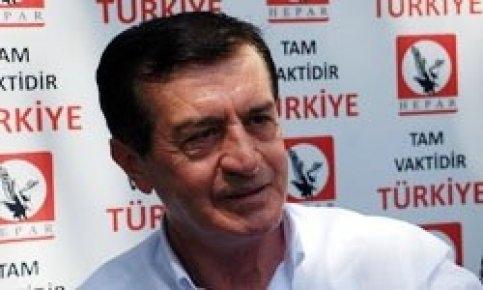 Osman Pamukoğlu HEPAR'ı kapatıyor