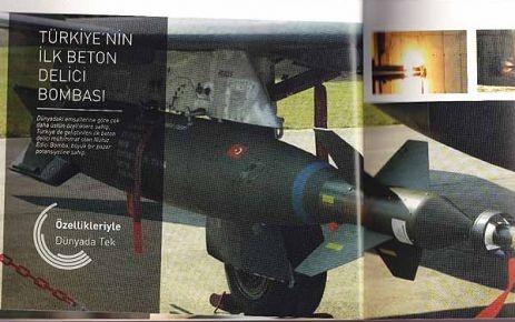 PKK'nın kabusu olacak bombalar tasarlandı