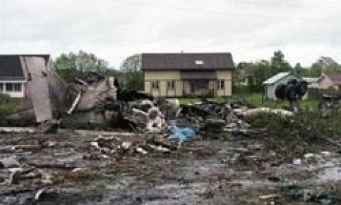 Rusya'da uçak kazası: 44 ölü