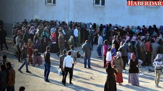 Seçim günü Suriyelilere sokağa çıkma yasağı