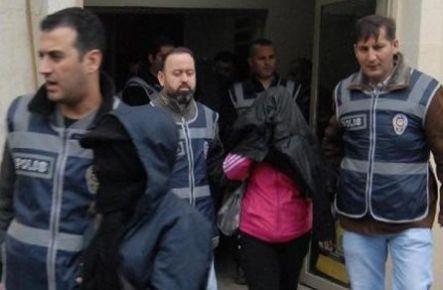 Fuhuş operasyonunda 12 tutuklama