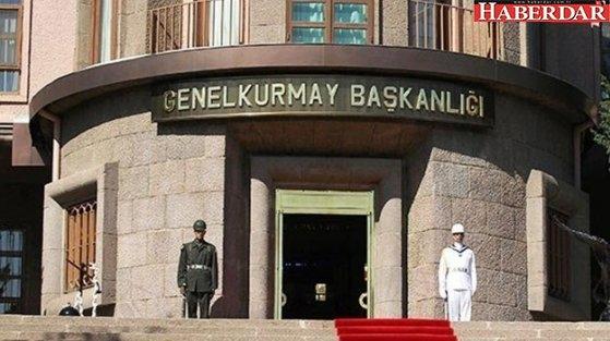 TSK: Yüksekova'daki hava harekatında 11 PKK'lı terörist öldürüldü