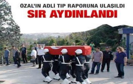 Turgut Özal'ın sır ölümü aydınlandı